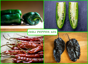 Chili Pepper 101