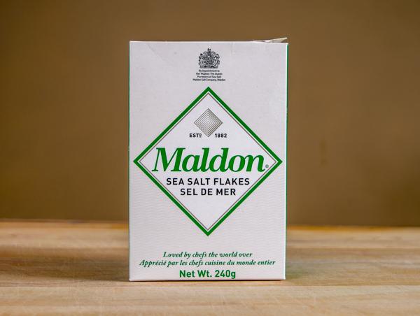 maldon sea salt for flavored salts