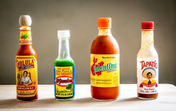 These four Mexican hot sauces are worth tracking down. My top choice has great flavor and enough viscosity to help it cling to food. mexicanplease.com
