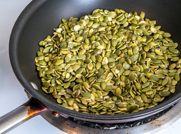 Sikil Pak is made using ground, roasted pumpkinseeds and combining them with some zip from a habanero chili pepper. Your reward is a nutrient rich dip that will taste both familiar and new at the same time. Yum! mexicanplease.com