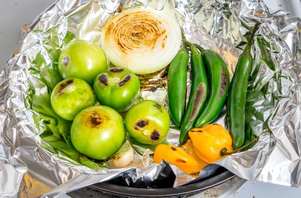 Mexican Fire Salsa -- Salsa del Fuego mexicanplease.com