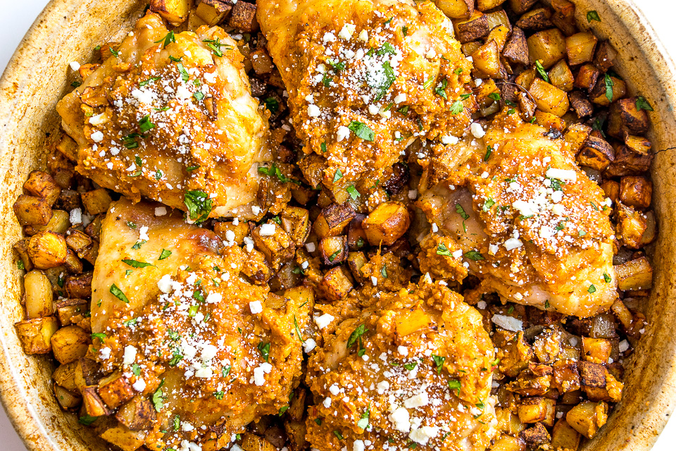 Chicken in Peanut Sauce --combine fresh roasted peanuts, a tomato chipotle base, and a dash of cinnamon and you've got a rustic delight you can't find anywhere else in the world. So good! mexicanplease.com