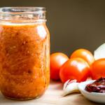 Tomato-Chipotle Salsa Step-by-Step | mexicanplease.com