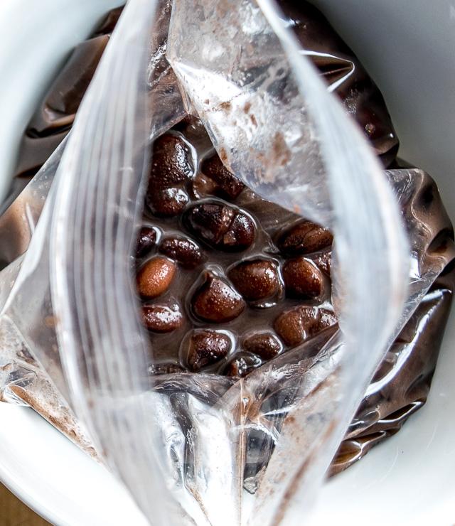 Homemade Mexican Refried Beans mexicanplease.com