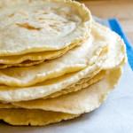 Homemade Corn Tortillas so easy! mexicanplease.com