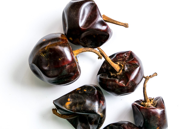 This Cascabel Chile Salsa limits the other ingredients so that the Cascabels can shine! It's worth trying if you've never used Cascabels before mexicanplease.com