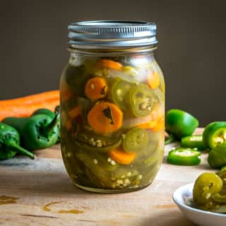 Sometimes the zip from a pickled jalapeno will create the perfectly balanced taco bite. Making a batch of these Taqueria Style Pickled Jalapeno and Carrots is super easy and lets you control how much spice you want in your life. Buen Provecho. mexicanplease.com