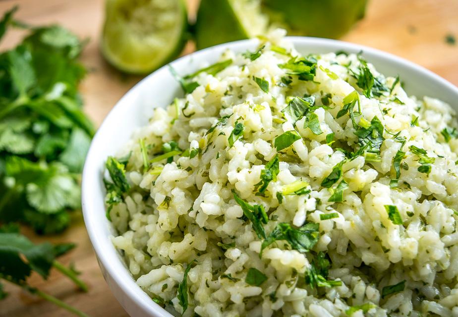 Cilantro Lime Rice Mexican Please
