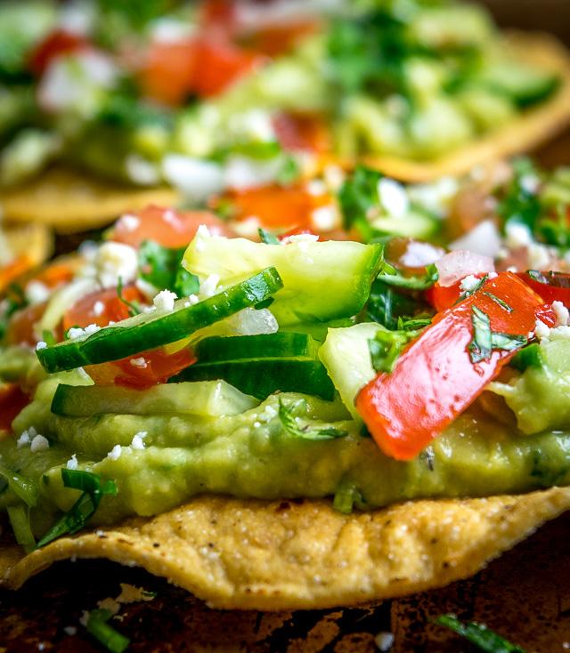 how to make pico de gallo with avocado