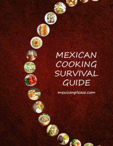 Mexican Cooking Survival Guide