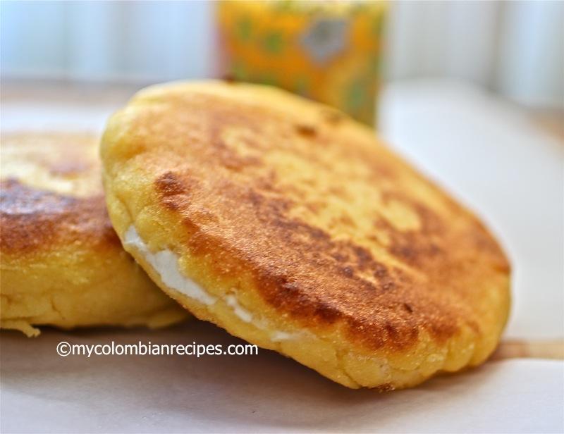 Boyaca-Arepas from My Colombian Recipes