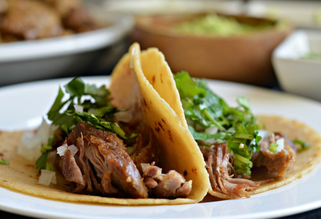 Slow-Cooker-Pork-Carnitas-Tacos by My Latina Table