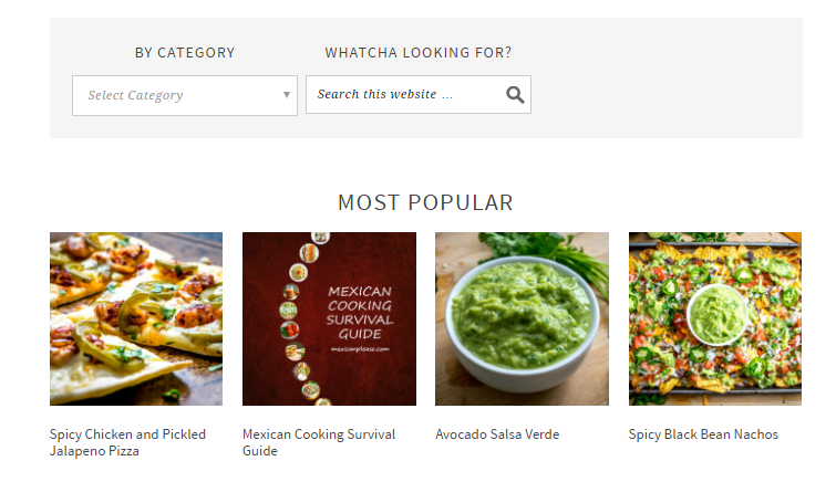 Starting a food blog mexican please starting a food blog foodie pro theme image forumfinder Choice Image