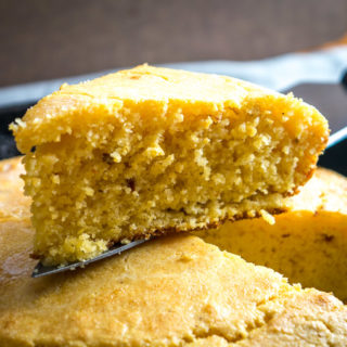 Chipotles give this skillet cornbread the perfect hint of spice and when served fresh out of the oven with a pad of butter you'll be in heaven! mexicanplease.com