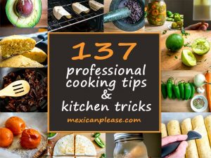 Cooking Tips and Kitchen Tricks