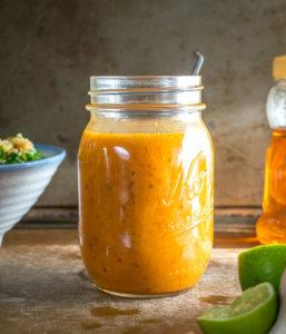 Chipotle Honey Vinaigrette — Copycat Recipe
