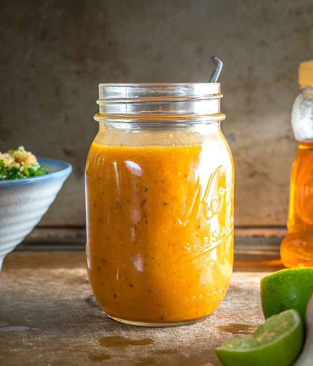 Here's an easy recipe to mimic the awesome Chipotle Honey Vinaigrette from Chipotle Mexican Grill. It has a sweet, smoky flavor that'll make your salad sing! mexicanplease.com