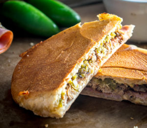 Mexican Cuban Sandwich