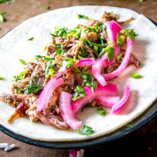 This stress-free beef barbacoa can be used in so many delicious ways: tacos, burritos, enchiladas -- you can even serve it over rice for an instant meal. So good! mexicanplease.com