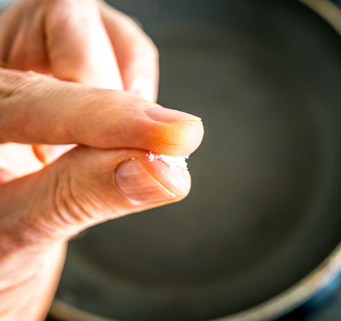 Wondering how much salt to use? Here's everything you need to know before seasoning your food! mexicanplease.com