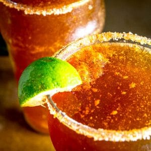 This is a fiery, easy-to-make Michelada recipe that is a great option for anyone disappointed in the watered down versions on the market. Yum! mexicanplease.com