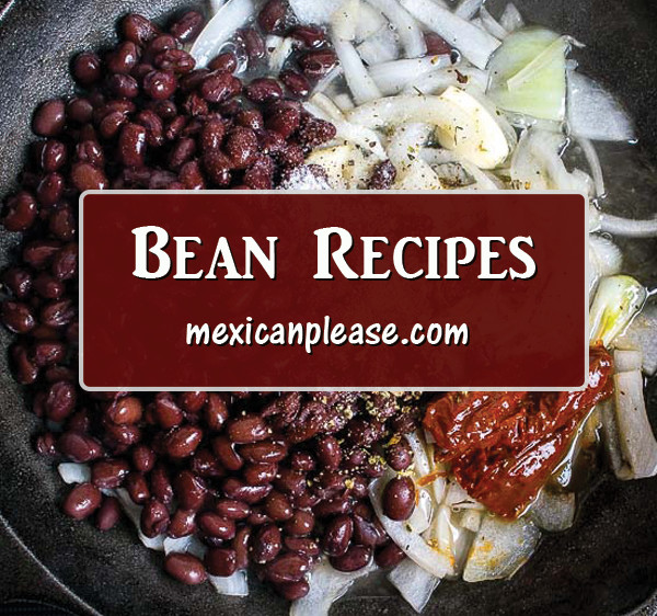 easy recipes using beans