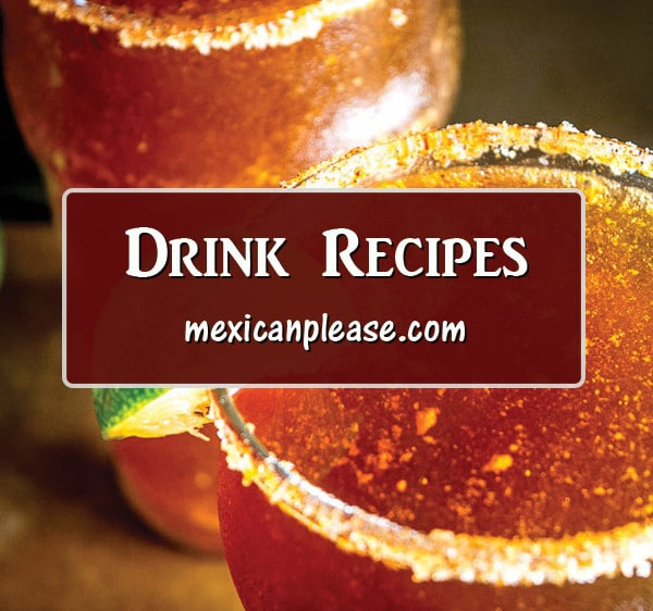 easy mexican drink recipes