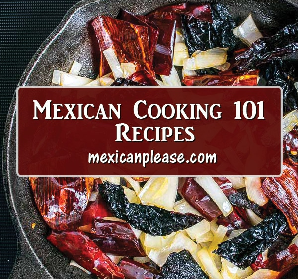 techniques for mexican cuisine
