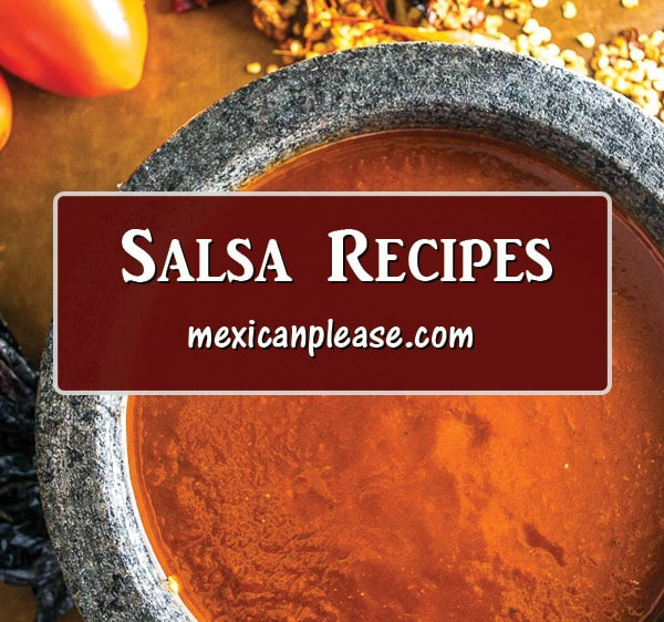 easy recipes for homemade salsa