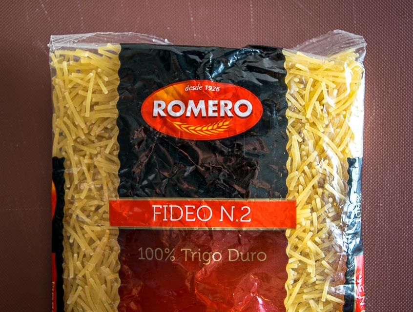 This is a great recipe to keep in mind for some comforting Sopa de Fideo -- a Mexican noodle soup made with a delicious tomato broth. mexicanplease.com