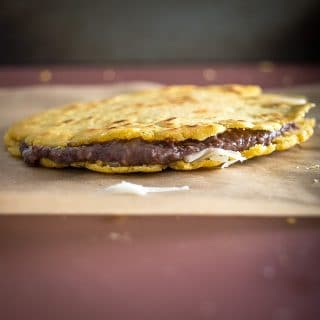 This is my preferred style for making gorditas. Giving them a shallow fry at the end of the cooking period gives them great flavor! mexicanplease.com