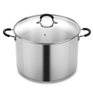 This is the 5 gallon stock pot I use!