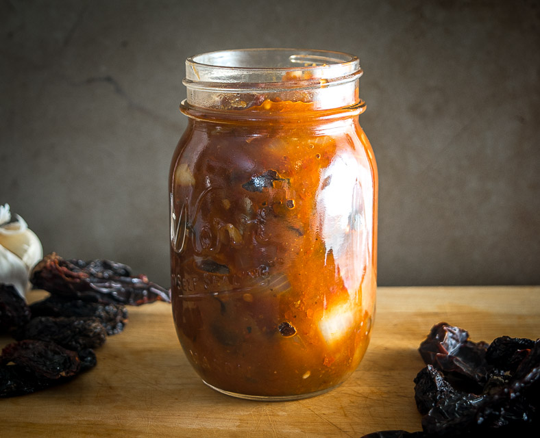 Here's an easy recipe to make some chipotles in adobo at home -- super easy and they are loaded with flavor! mexicanplease.com