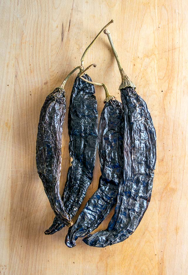 What are Pasilla Chiles?