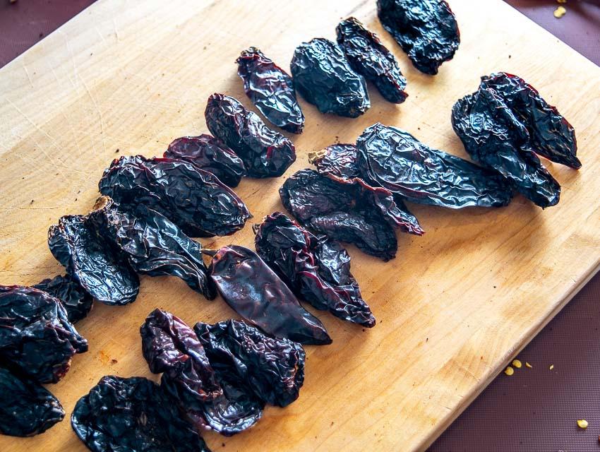 Chipotle Morita chilis