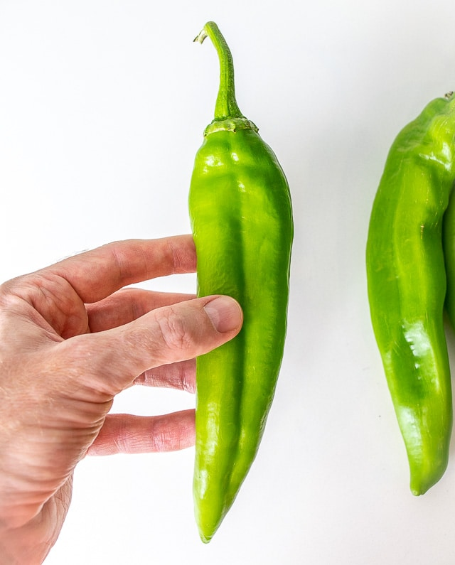 Single Hatch green chile