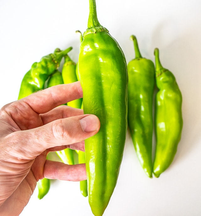 Single Hatch green chile