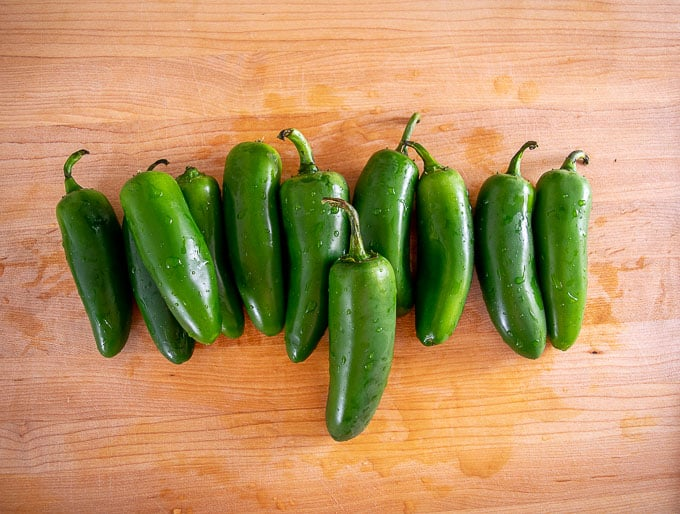 1 lb. jalapeno chile peppers