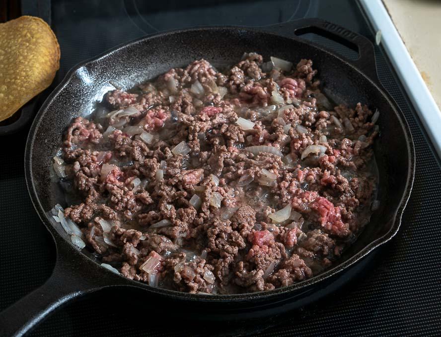 Adding a single pound of ground beef