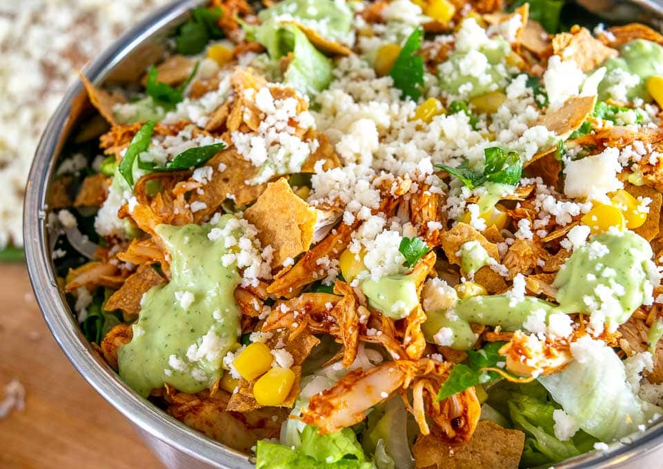 Spicy Chicken Salad thumbnail