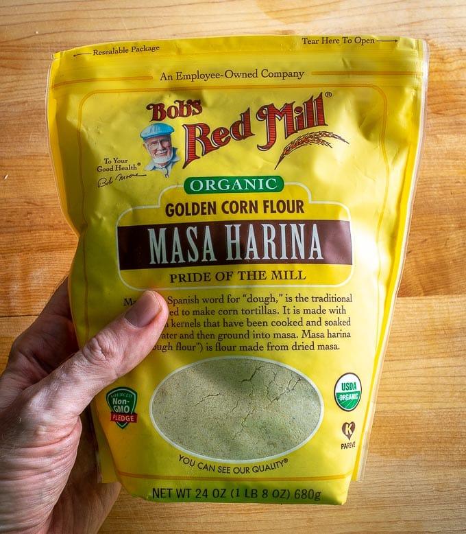 Bob's Red Mill Organic Masa Harina