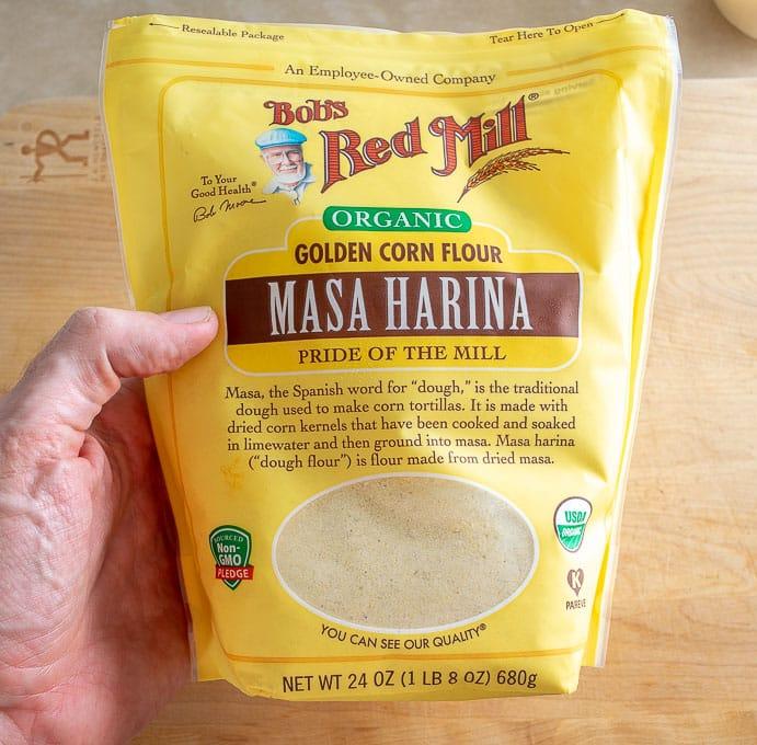 bobs red mill masa harina for mitad y mitad tortillas