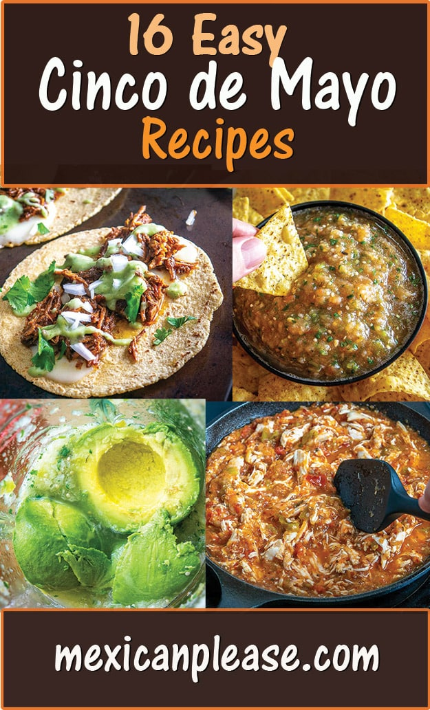 16 Cinco de Mayo Recipes