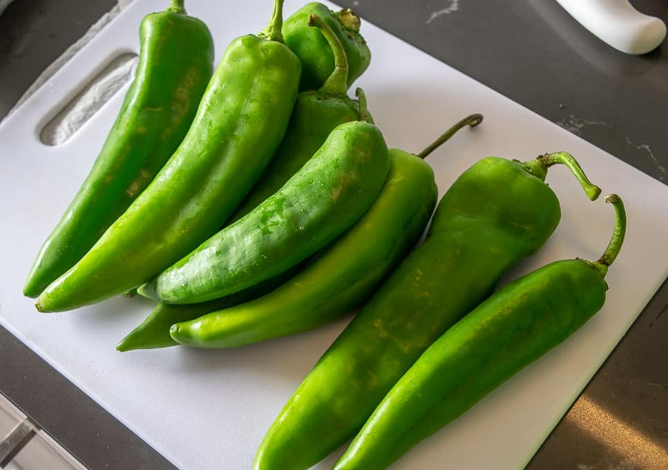 1.5 lbs. of Hatch chiles